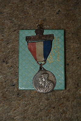 1937 Official King George Vi Coronation Medal