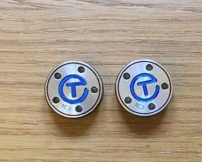 Scotty Cameron Circle T Tour Issue 10G Weights - Blue - For Newport Style Putter
