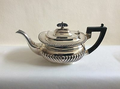 Antique HH&S Silver-plate Teapot (Never Used) VGC