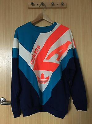 Adidas Archive 2014 Winter Olympic Sweatshirt Medium/Size 12