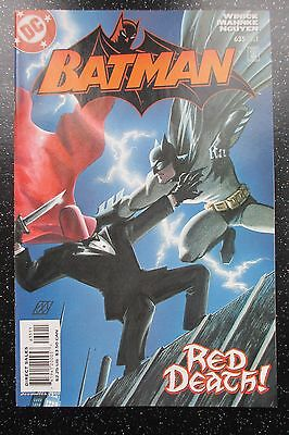 BATMAN VOL.1 # 635  - 1st APPEARANCE OF JASON TODD AS RED HOOD - NM