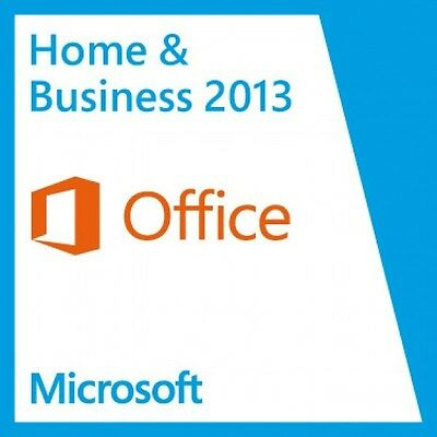 MS Office 2013 Home & Business Product Key (multilanguage)