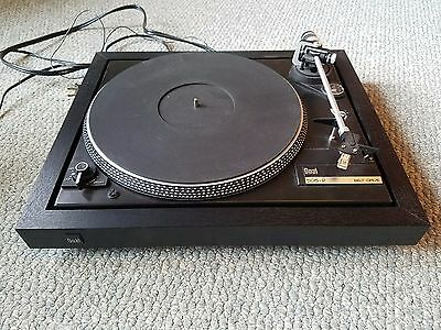 Dual 505-2 Turntable + Preamp!