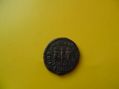 Ancient Roman Coin Decent Detail On Coin Old And Unusual Metal Detecting Find