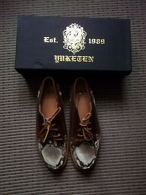 Chaussures Yuketen homme crepe sole country moc T 43,5 US 10E UK 9,5 USA