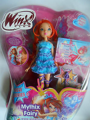 Winx  Club Mythix Fairy Bloom Doll