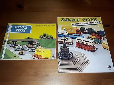 Dinky Toys Collectors Catalogue 1957