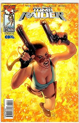 Top Cow TOMB RAIDER  #34  HOT SEXY ADAM HUGHES COVER