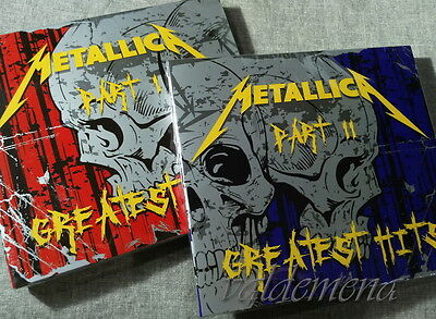 METALLICA Greatest Hits part1 + part2 4CD set, NEW sealed, the Very Best Of