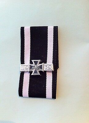 1939 CLASP for the 1914 IRON CROSS (1957 Pattern)-Two piece set