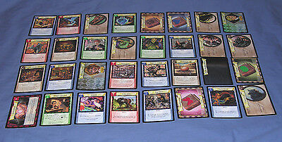 Lot Of 103 Harry Potter Tcg Cards Wizards Of The Coast 2001