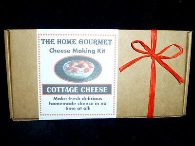Make Your Own 'Cottage Cheese' Cheese Kit *Free Delivery*