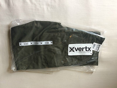 Vertx Branded Tactical Trousers Green Security Military 30W32L New/Bagged RRP£44