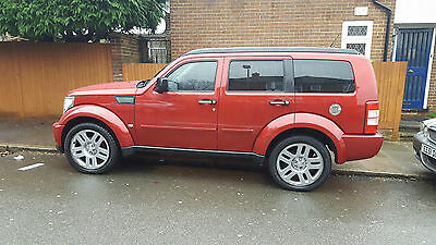 Dodge (USA) Nitro 2.8 CRD SXT Diesel Automatic 4x4 cars