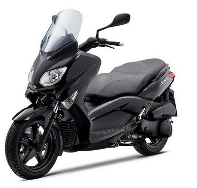 Manuale Officina Yamaha X-Max Yp125R Yp250R Skycruiser My 2010 Workshop E-Mail