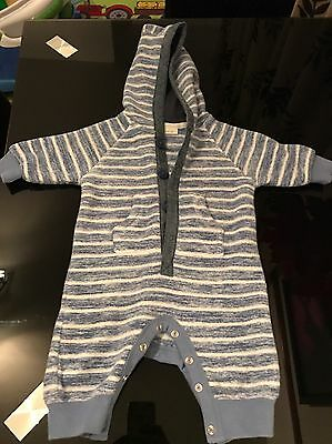 Used Next Baby All In One/winter Suit 0-3