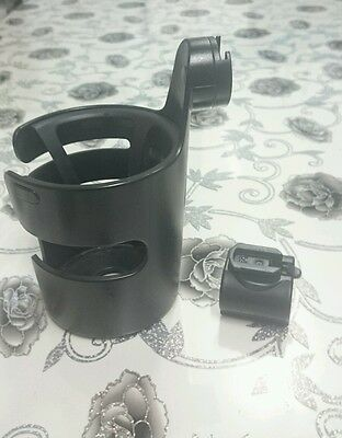 Bugaboo cup holder with clip