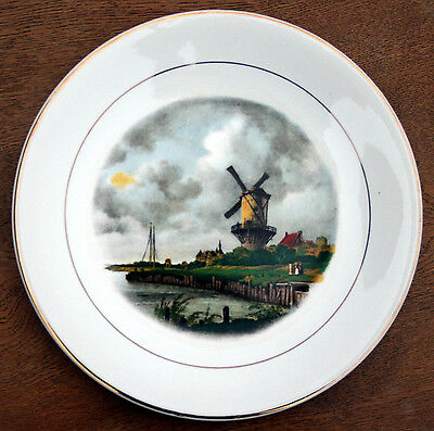 Barratts of Staffordshire china plate