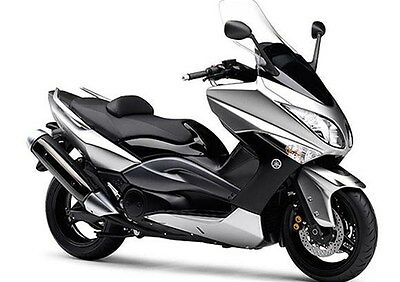 Manuale Officina Yamaha Tmax Xp500 (X) My 2008 Workshop Manual Service E-Mail