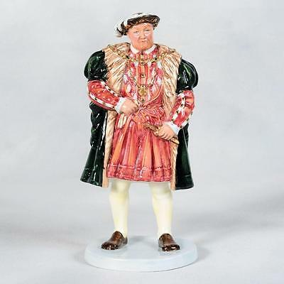 Royal Doulton Limited Edition Figurine - Henry Viii Hn 3458