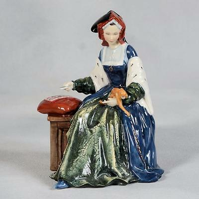 Royal Doulton Figurine - Catherine Of Aragon Hn3233