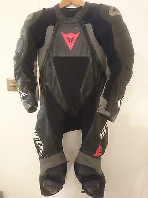 Dainese Redline Leather Racing Suit