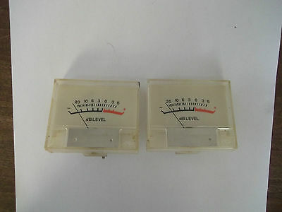 PHILIPS N 7150 VU- meter set