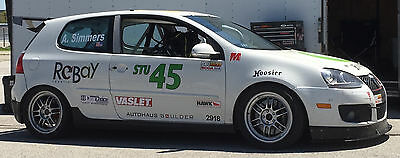 2007 VW GTI Race Car 2.0T DSG Paddle Shift Stoptech APR Enkei AST Momo SCCA NASA