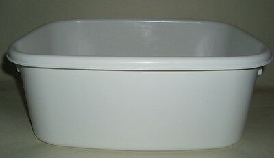 Brand New Lucy Oblong Small Bowl White