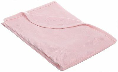 """American Baby Company Full Size 30"""" X 40"""" - 100% Cotton Swaddle/Thermal Blanket,"""
