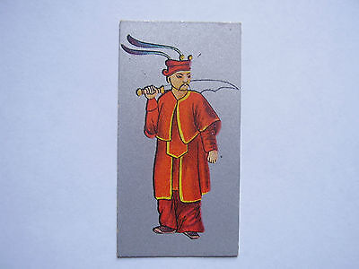 Cavanders Ancient Chinese Cigarette Card Number 6