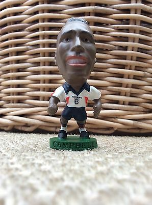 World Cup France 98. England's Sol Campbell Mini figure.