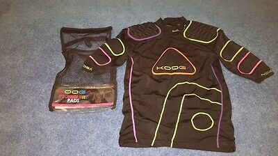 Kooga Rugby Pads Size Large Boys