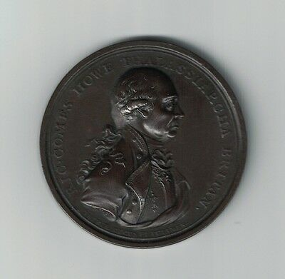 Lord Howe commemorative medal 1794