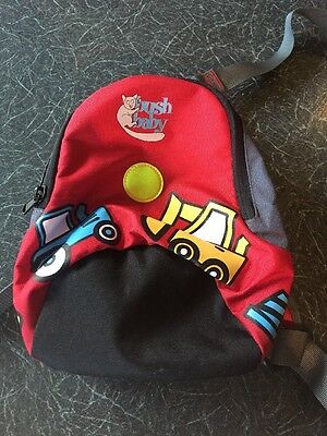 Bush Baby Backpack Reins Little Life Style
