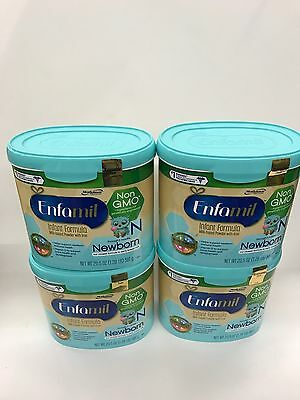 Enfamil Baby Formula Newborn 20.5 oz - Case Of 4 Containers.