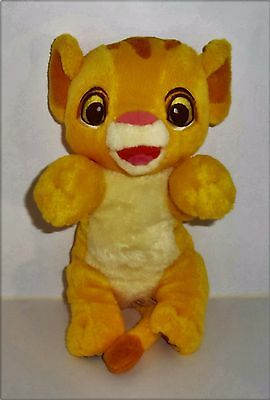 Disney Store Lion King Soft Toy
