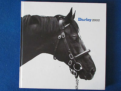 Horse Racing Hardback Book - Darley 2002 Brochure