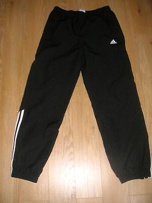 Boys tracksuit bottoms ADIDAS age 13-15 years