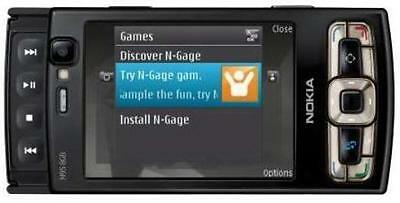 Nokia N95 8Gb Camera Mobile Phone Apps - New