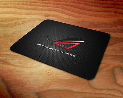 Asus Republic of Gamers ROG Strix Non-Slip PC Laptop Gaming Mouse Pad Mat A