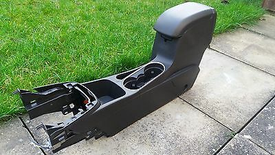 Ford Fiesta Mk7 2013 Centre Console with Arm Rest