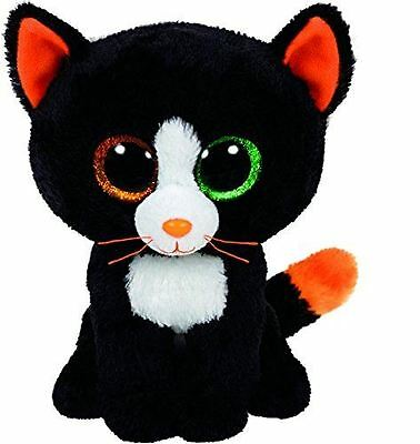 "TY Beanie Boo Babie 6 Inch Frights the Cat - 6"" Collectable Beanie Babies"