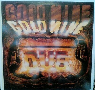 The revolutionaries gold mine dub, ex condition, Greensleeves label.1979.