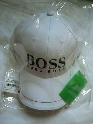 Hugo Boss Golf Baseball Cap.BMW International Open. 2015 ESP Bio. BNWT