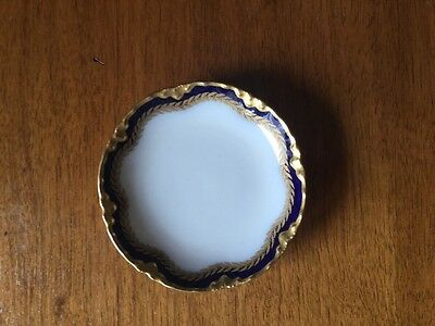 Limoges Pin Dish decorated by Haviland & Co.