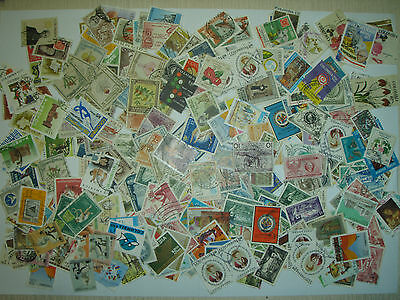 279    stamps  Colombia   used different