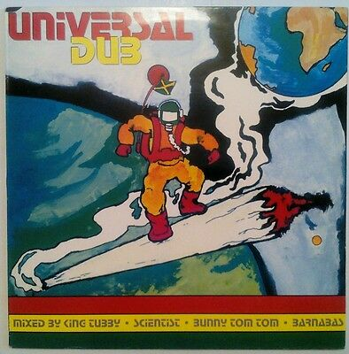 Universal dub - various artists, in near mint condition.