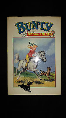 The Bunty Annual 1964 Ultra Rare Vintage Girls Comic Hardback Book Wonderful C