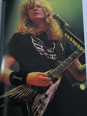 Mustaine Megadeth Image 29x20cm to Frame or Navarro Jane's Addition 21x15cm